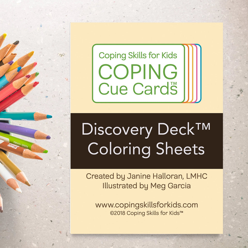 Discovery Deck™ Coloring Sheets