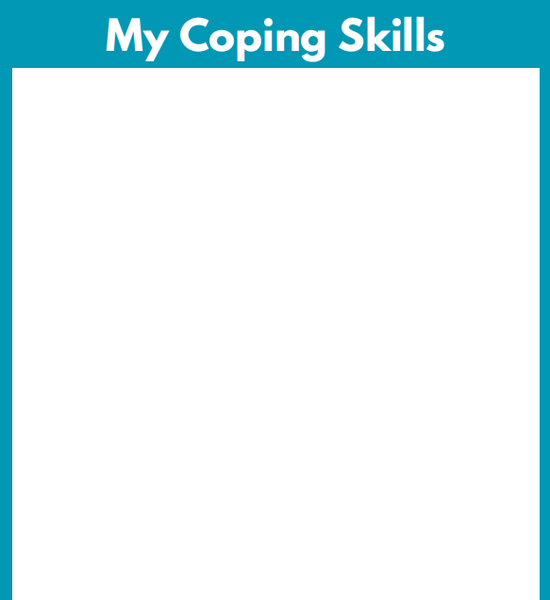 Coping Skills Checklist