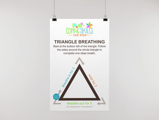 Deep Breathing Exercises For Kids Coping Skills For Kids