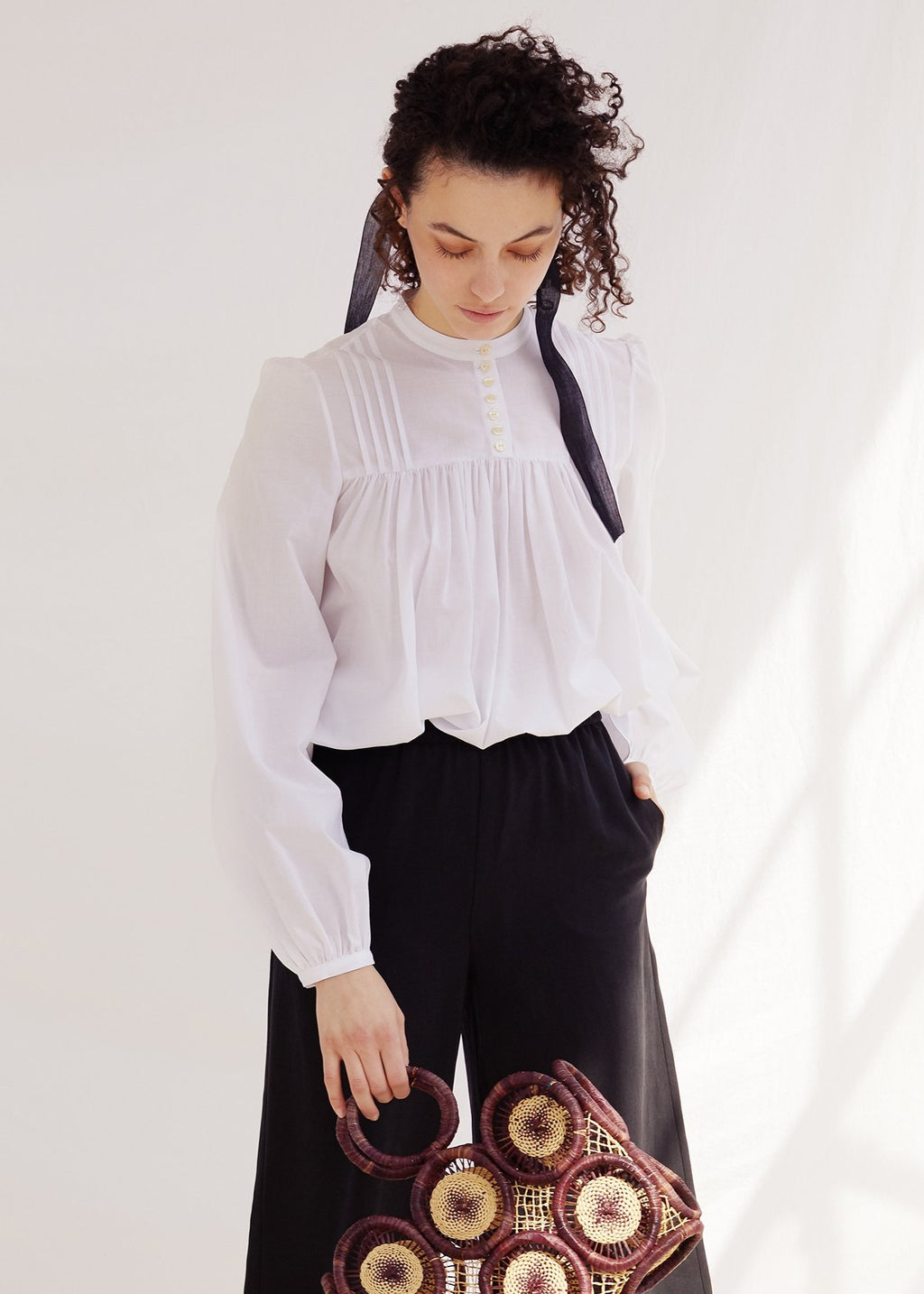 Sea Salt Emma Blouse