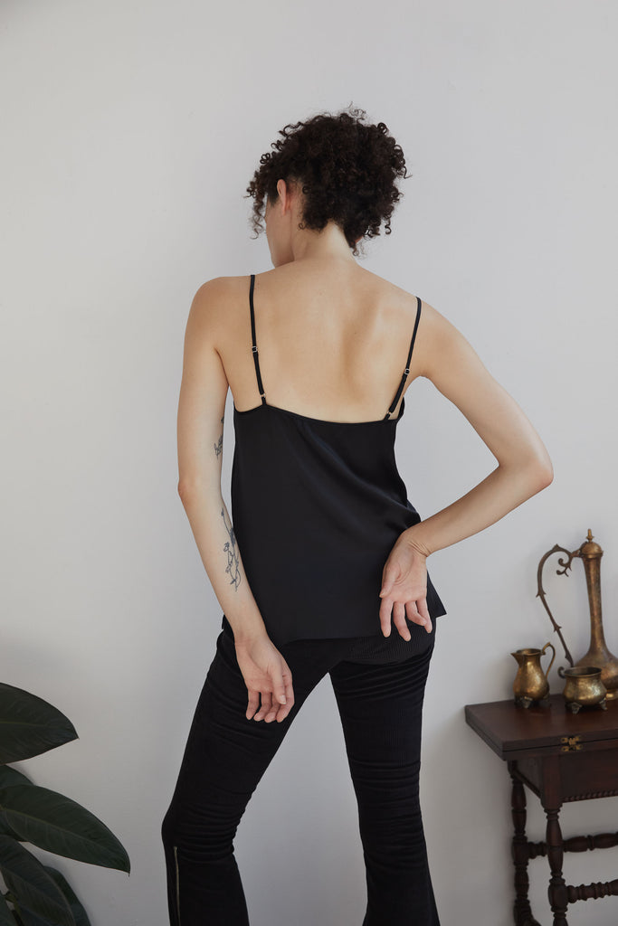 Aster Camisole - Black