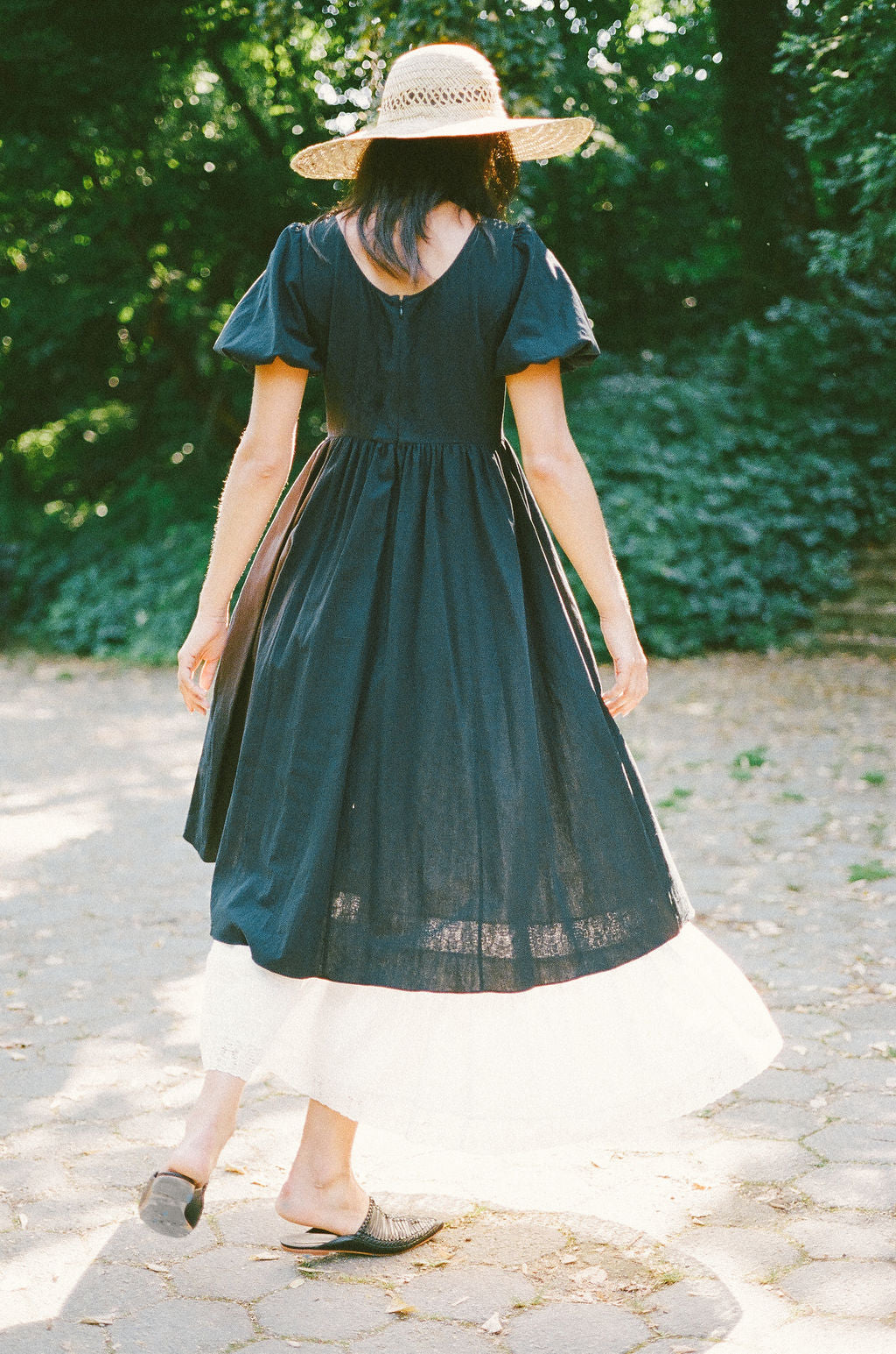 Black Maeve Dress