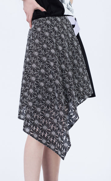 Daisy Asymmetric Skirt