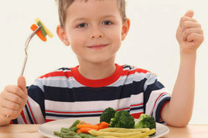 10 Brain Foods To Boost Your Childs Concentration