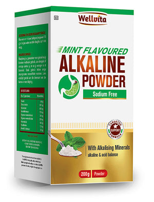 Wellvita Alkaline Powder 200g