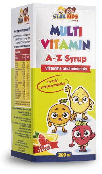 Multivitamin A-Z Syrup