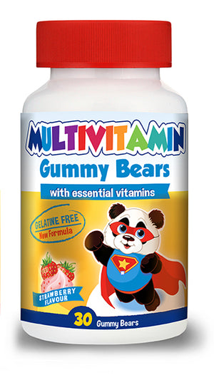 Star Kids Multivitamin Gummy Bears