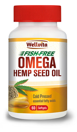 Wellvita Hemp Seed Oil