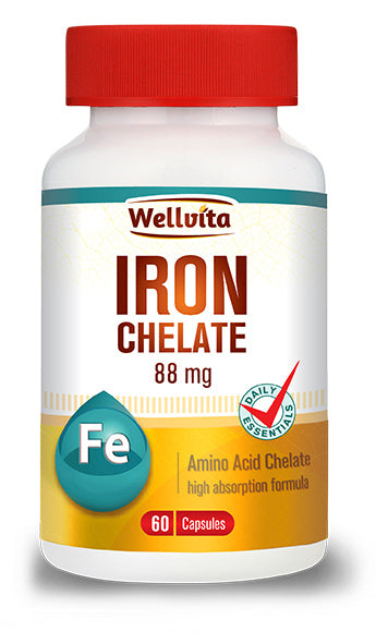 Wellvita Iron Chelate