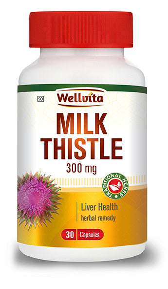Wellvita Milk Thistle