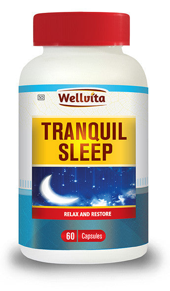 Wellvita Tranquil Sleep 30 capsules