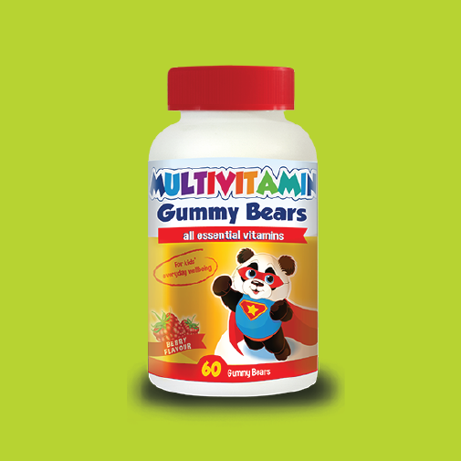 Multivitamin Gummy Bears