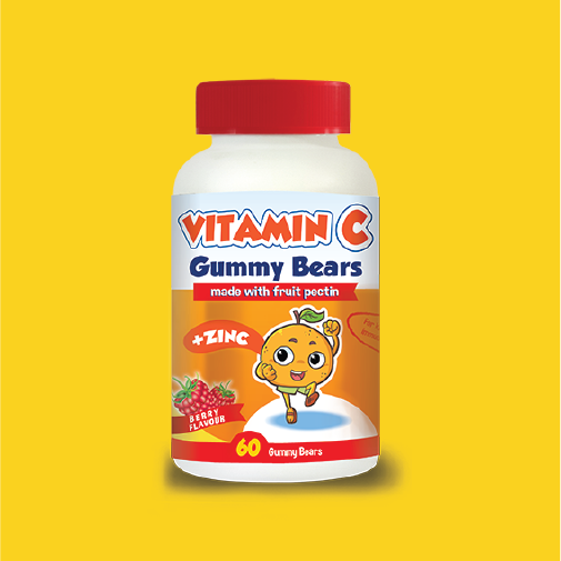 Vitamin C Gummy Bears