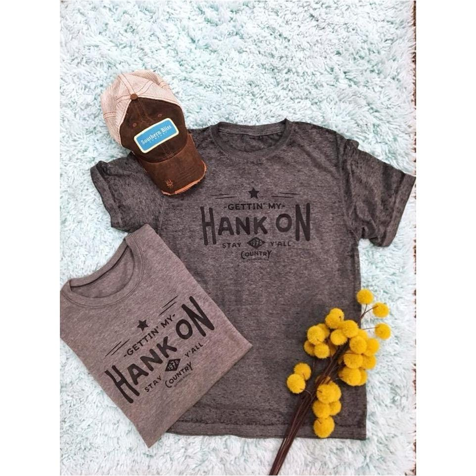 Hank Dark Heather