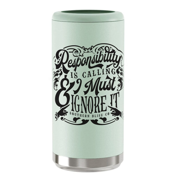 Responsibility Can Cooler