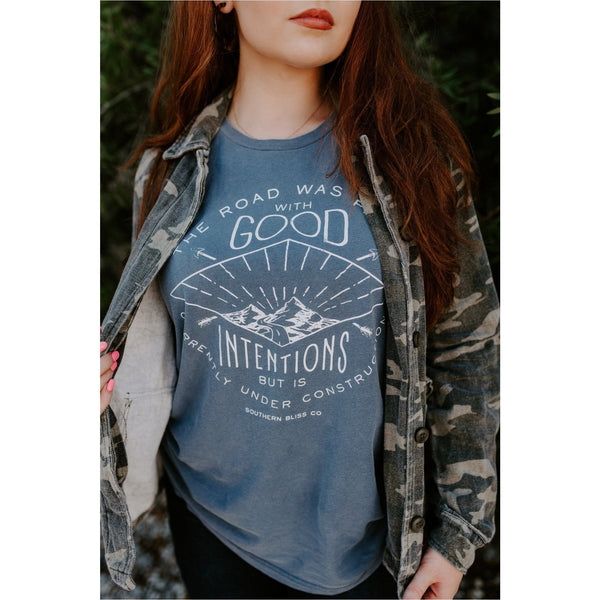 Good Intentions Tee