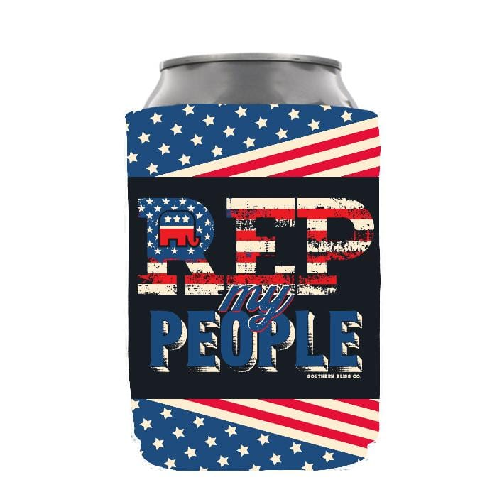 My People Political Can Cooler - Regular