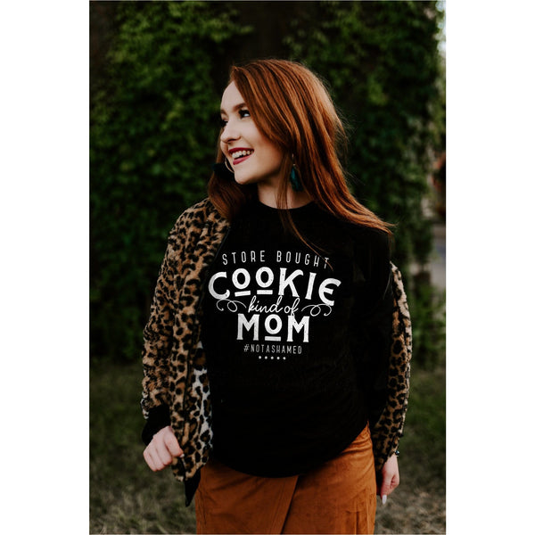 Store Bought Cookie Mom