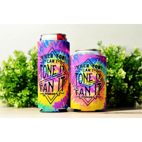 Tone It/Tan It Can Cooler - Skinny
