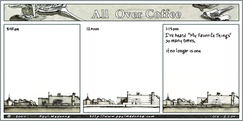 All Over Coffee #016
