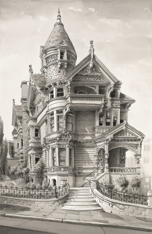 Copy of Spirits of San Francisco - Haas Lilienthal House