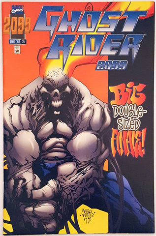 Ghost Rider 2099 #25 Marvel Comics 1996 Double-Sized Finale