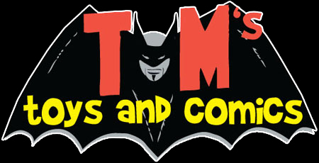 Tom's Toys and Comics