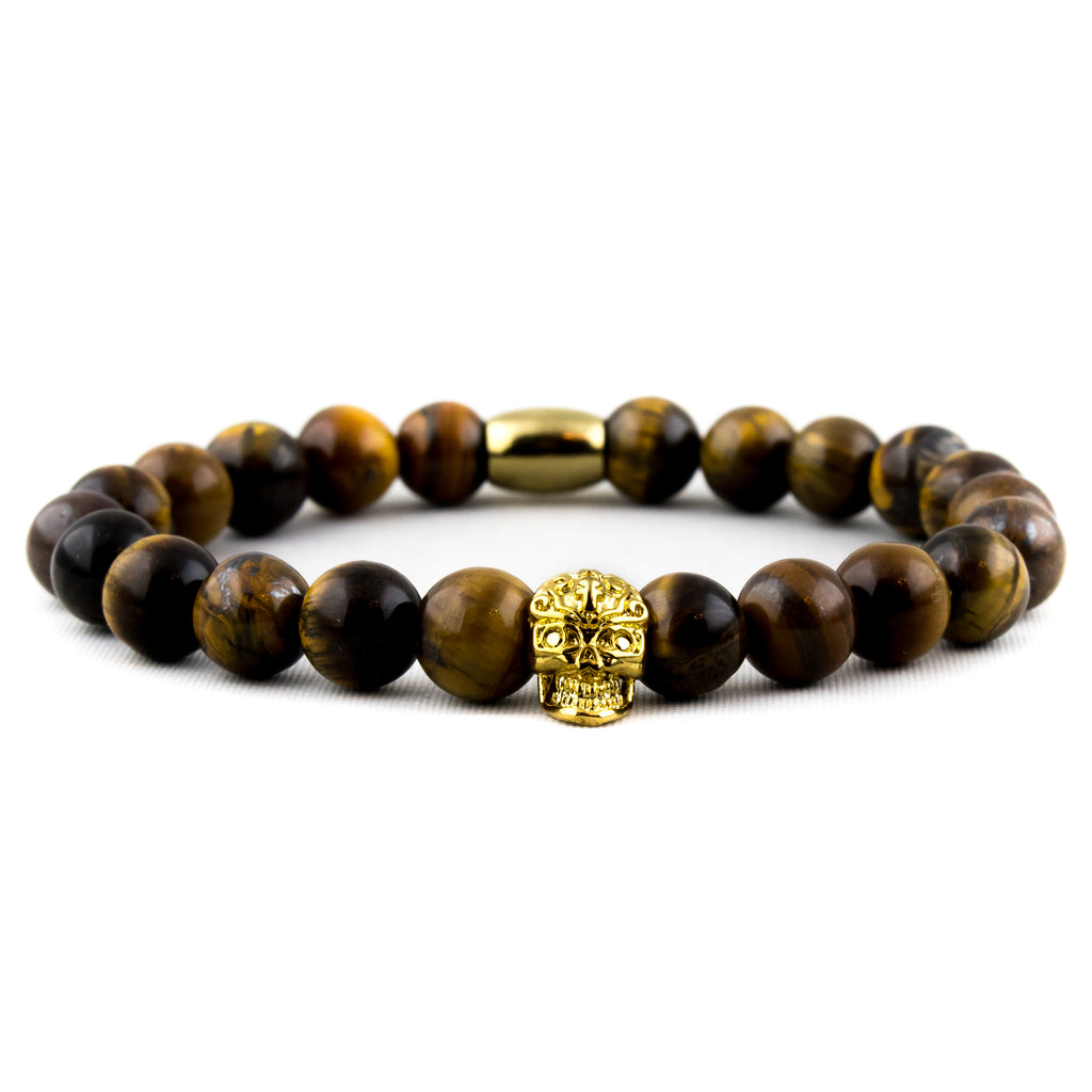 of bracelets game kill gold eye wear skull products gemstone the elite tigers