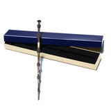 Harry Potter Magic Wand, Black Wand, Wizard Sorceress Wand, Costumes Cosplay Props Accessory Magic Kits for Collections