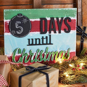 Sign up for our Countdown to Christmas Sign Class