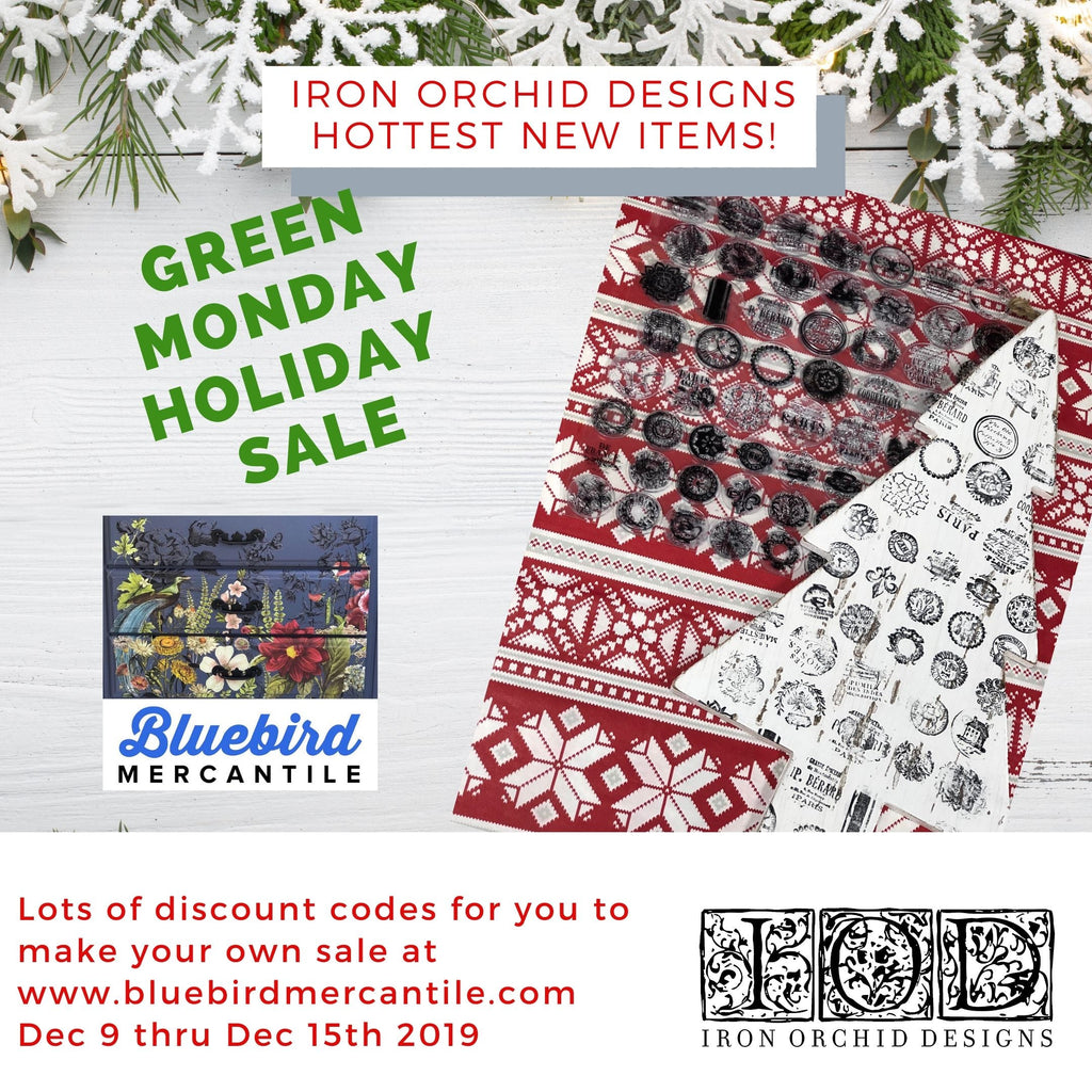 Green Monday holiday savings!