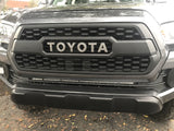 Faux TRD Pro Tacoma Grille - Cali Raised LED