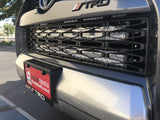 "2014-2018 Toyota 4Runner 32"" Light Bar Hidden Bumper Brackets - Cali Raised LED"