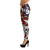 Day Of The Dead 1 Leggings
