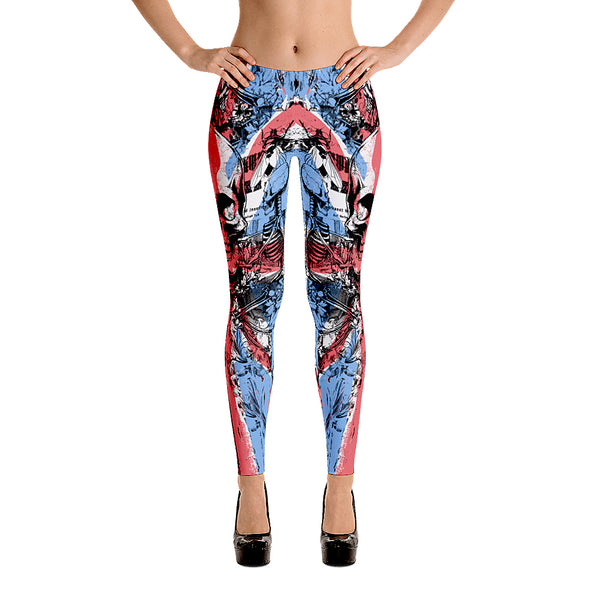 Only Rock And Roll Leggings