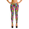 Pop Kiss Square Leggings