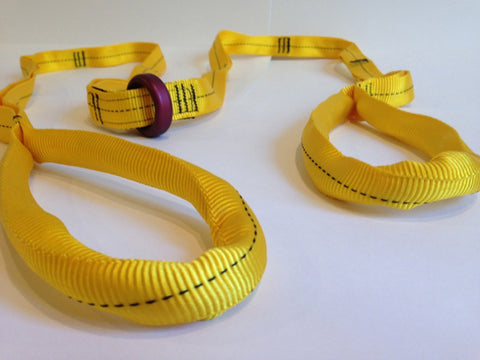 Multi-Loop Rescue Strap - Rigging Ring