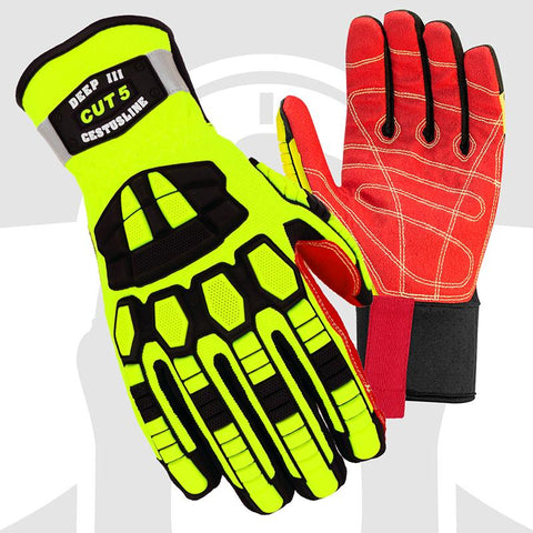 Cestus Deep III Cut5 Gloves