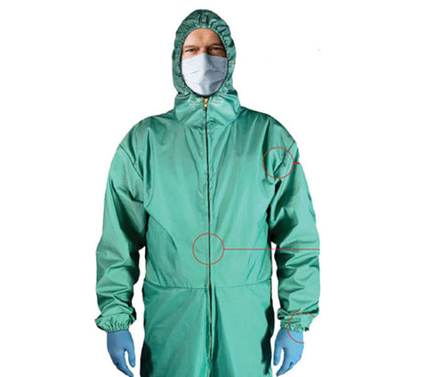 Reusable Levell III Protective Coverall