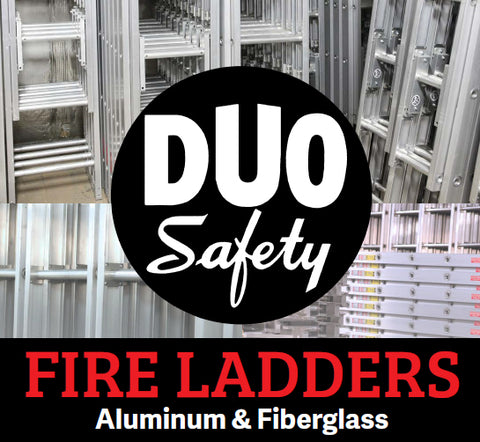 Duo-Safety Ladders