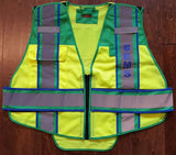 Fire Ninja EMS Safety Vest