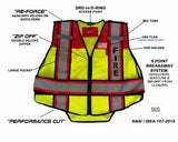 Fire Ninja Fire Safety Vest