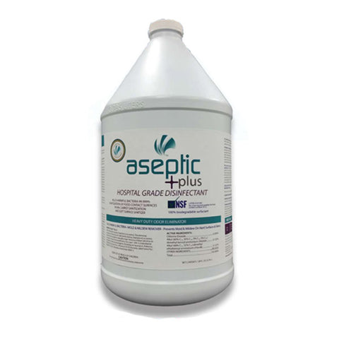Aseptic +plus Disinfectant Cleaner - Single Gallon