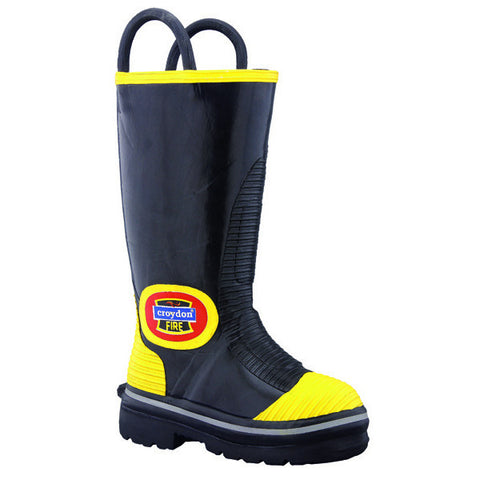 "Cosmas Java 14"" Structural Bunker Boot"