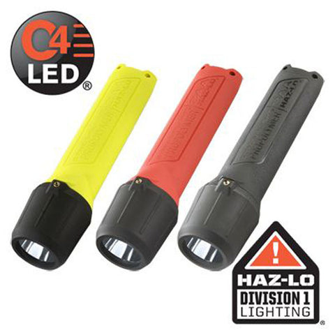 Streamlight 3AA ProPolymer HAZ-LO Flashlight