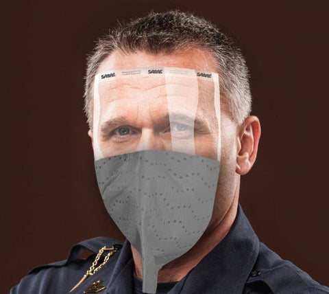 SABRE ReadiMask Face Mask