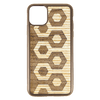 Comb Inlay iPhone 11 Pro Case - Rustek