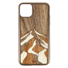 Mt. Hood Inlay iPhone 11 Pro Max Case