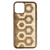 Comb Inlay iPhone Case
