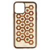 Rustek Hive Inlay iPhone Case